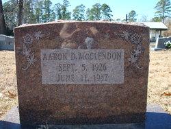 Aaron Deloid McClendon