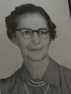 Lucy Wright <i>Brown</i> Heard