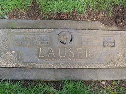 Erma Mae <i>Livingston</i> Lauser