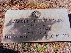 Lawrence Tracy Vinson