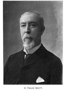 Maj Robert Taylor Scott