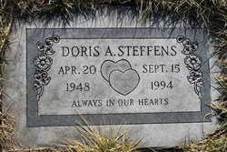Doris A. <i>Kluesner</i> Steffens