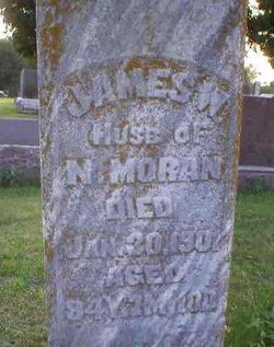 James W Moran