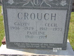 Cecil Crouch