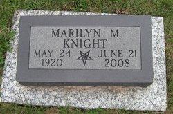 Marilyn May <i>Swanson</i> Knight