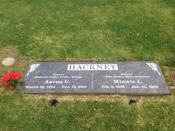 Aaron Charles Hackney