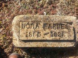 Nora Melissa <i>Reyer</i> Barnes