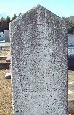 E. S. Lewis