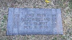 Jimie Ruth Westmoreland