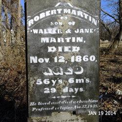 Robert Davis Martin