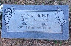 Sylvia Horne