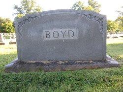 Ida Elizabeth <i>Buchanan</i> Boyd