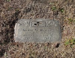 David Gaston Winters