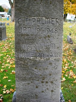 Christopher Columbus Frederick Palmer