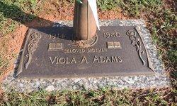 Viola Mae <i>Adkins</i> Adams