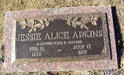 Jessie Alice Adkins