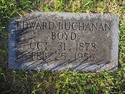 Edward Buchanan Boyd
