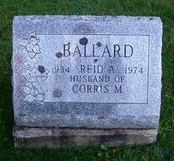 Reid A. Ballard