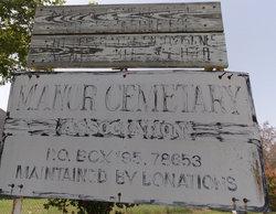 Manor Cemetery