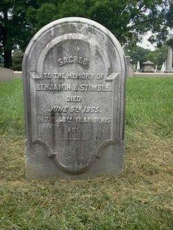 Benjamin Byron Stimble