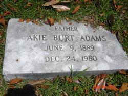Akie Burt Adams