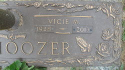 Vicie Mae <i>Cornwell</i> Vanhoozer