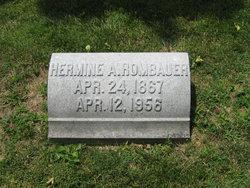 Hermine <i>Anheuser</i> Rombauer
