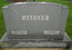 Alma Janet Marguerite <i>Schenk</i> Jaeger