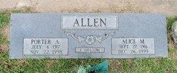 Porter A. Allen