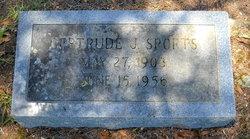 Ida Gertrude Gertrude <i>Jordan</i> Sports