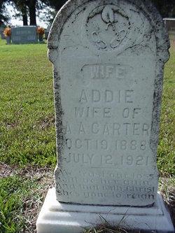 Addie Jeffre <i>Lary</i> Carter