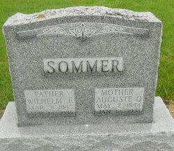 Auguste Olympia <i>Graf</i> Sommer