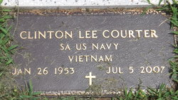 Clinton Lee Courter