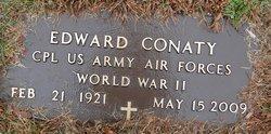 Corp Edward Paul Conaty