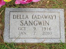 Della <i>Adaway</i> Sangwin