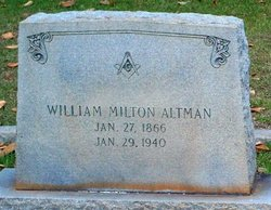 William Milton Altman
