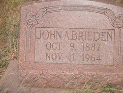 John Andrew Brieden