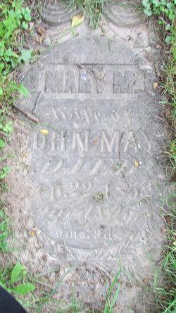 Maria Margaret <i>Strouse</i> May