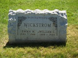 William C Wickstrom