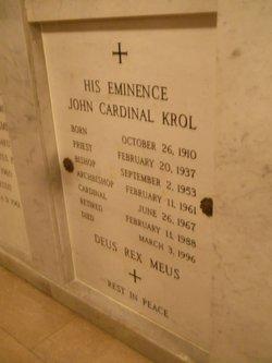 Cardinal John Krol