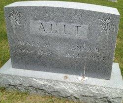 Anna <i>Coffman</i> Ault