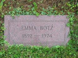 Emma T Botz