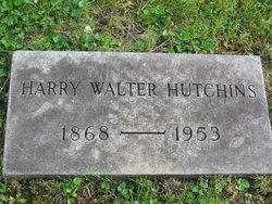 Harry W Hutchins