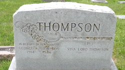 Viva Lucille <i>Lord</i> Thompson