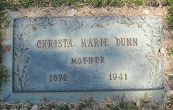 Christa Marie <i>Patterson</i> Dunn