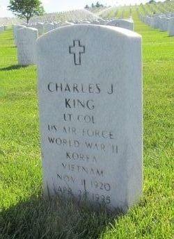 Charles J King