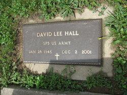 David Lee Hall