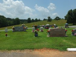 Blue Water Cemetery