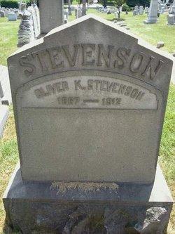 Oliver Knowles Stevenson