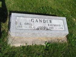 Lora B. Opal <i>Oaks</i> Gander